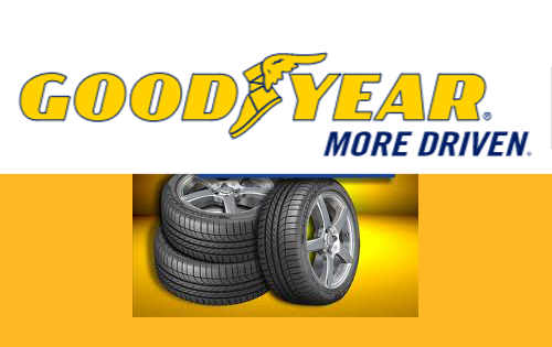 Goodyear tires rebate