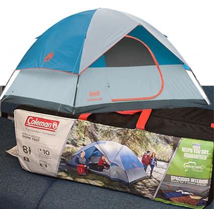 Coleman Arch Tent