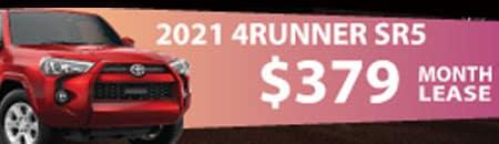 2021 4Runner $379 per month