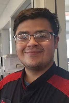 Damian Roybal, Rental Manager