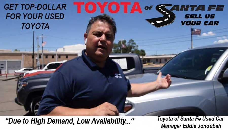 Get Top Dollar for Your Trade from Eddie