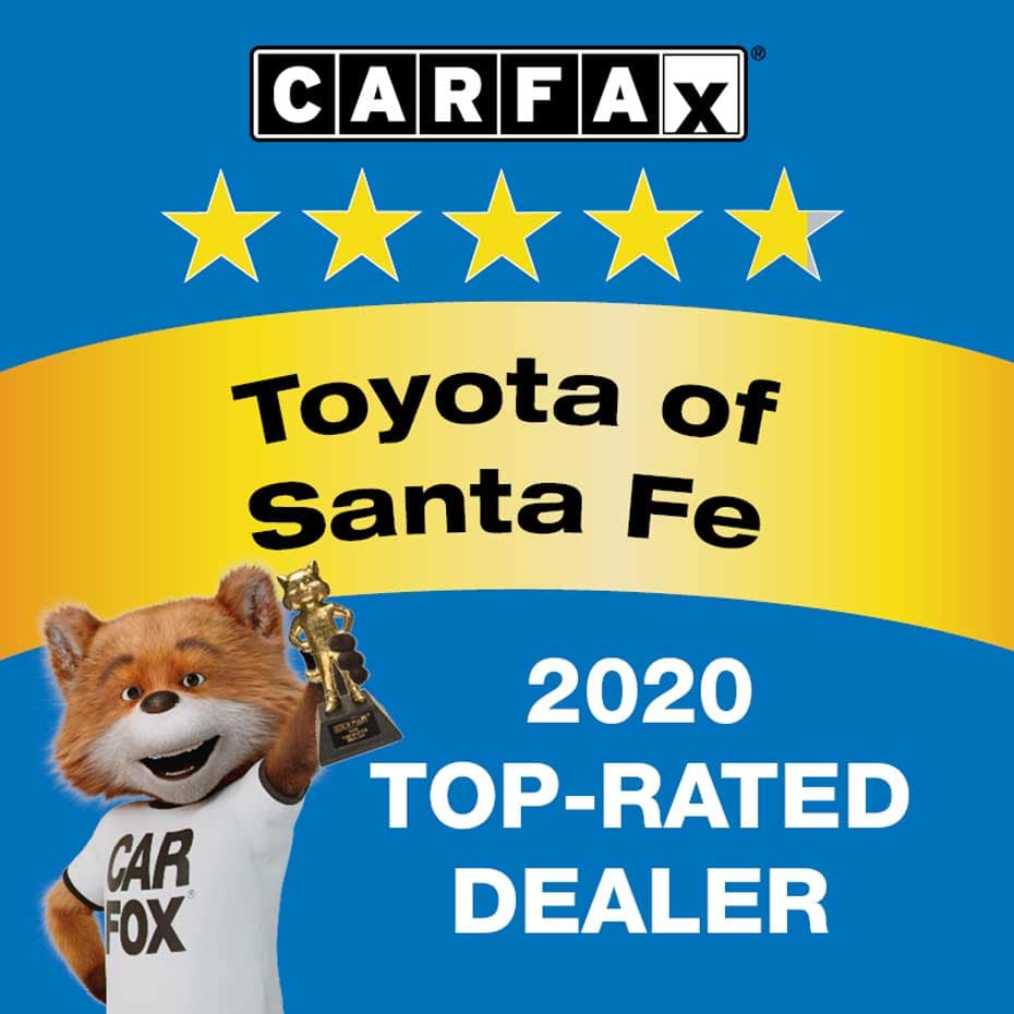 2020 Carfax Winner