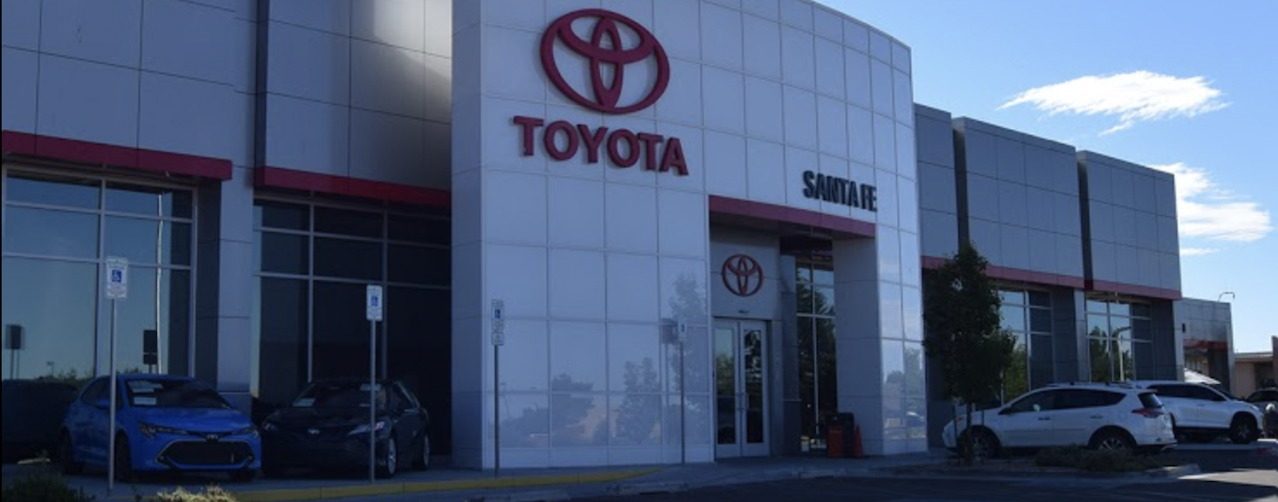 Toyota of Santa Fe exterior