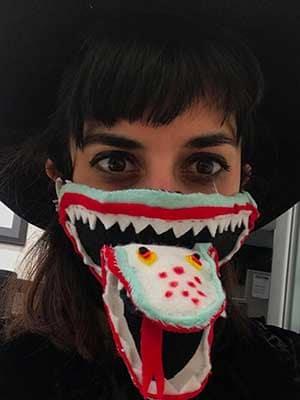 Mask Contest Chloe