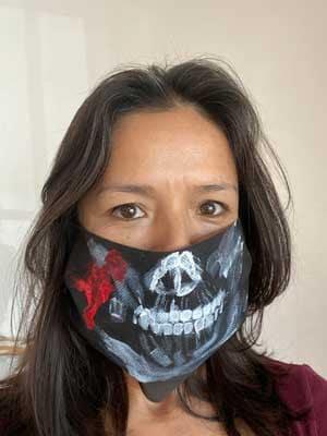 Mask Contest Maria