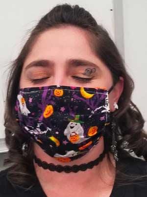 Mask Contest Martha