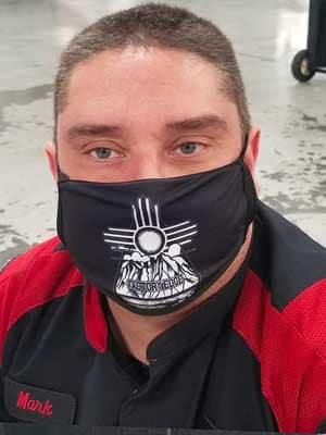 Mask Contest Mark