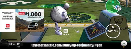 Top Golf Promotion