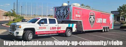 Lobos One Truck and Trailer