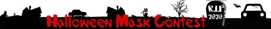 Halloween Mask Contest 2020