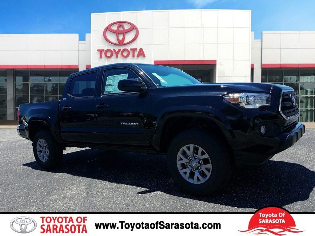 2017 Toyota Tacoma DBL CAB