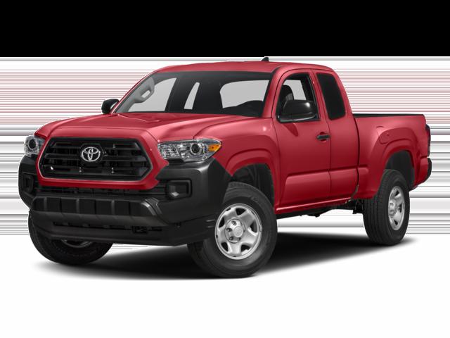 2017 Toyota Tacoma SR Lease