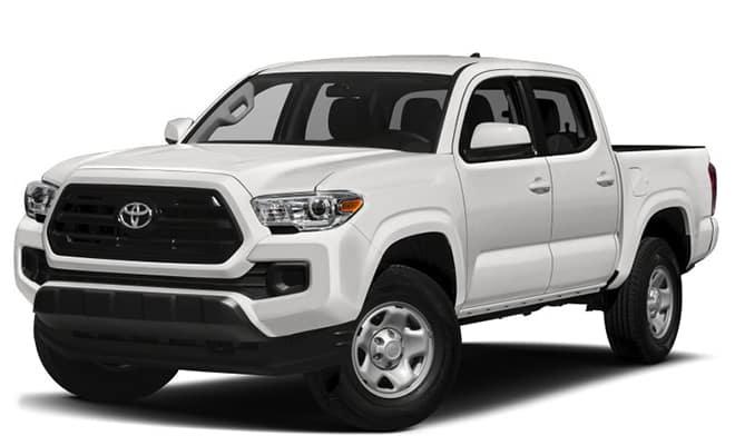 2017 Toyota Tacoma SR | Toyota of Sarasota