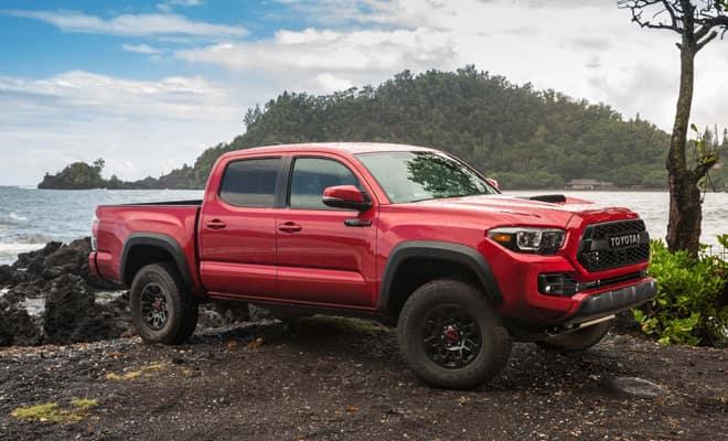 2017 Tacoma TRD Pro | Toyota of Sarasota