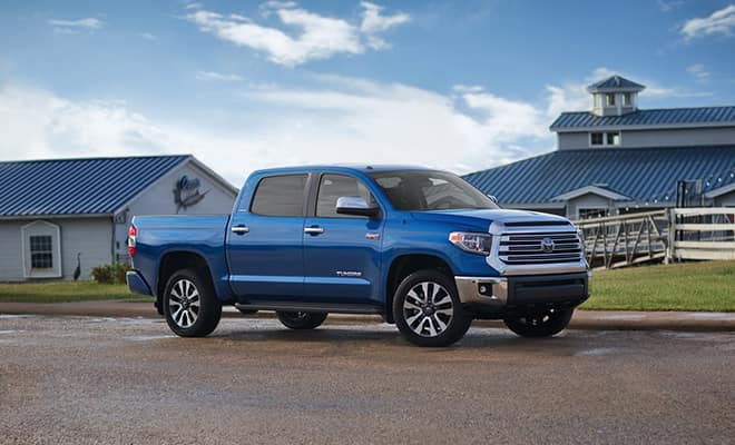 2018 Toyota Tundra Limited | Toyota of Sarasota