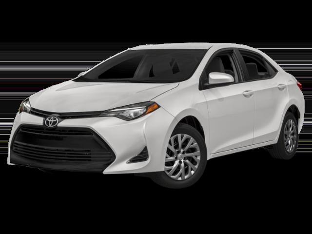 2019 Toyota Corolla L CVT (SE)