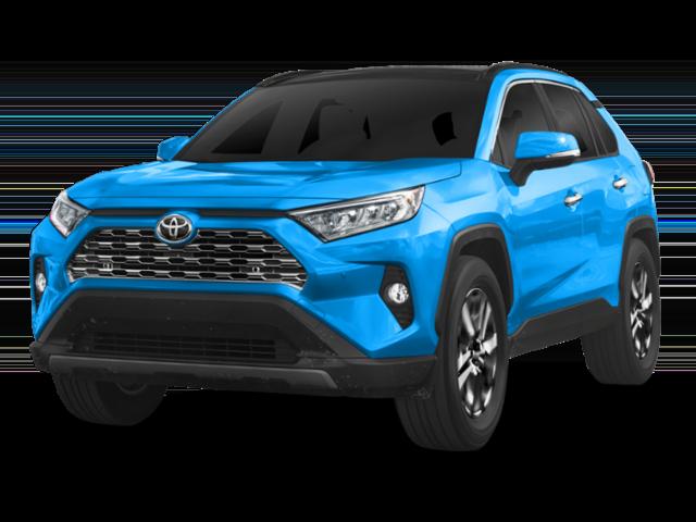 2019 Toyota Rav4 Vs 4runner Midsize Vs Compact Suv