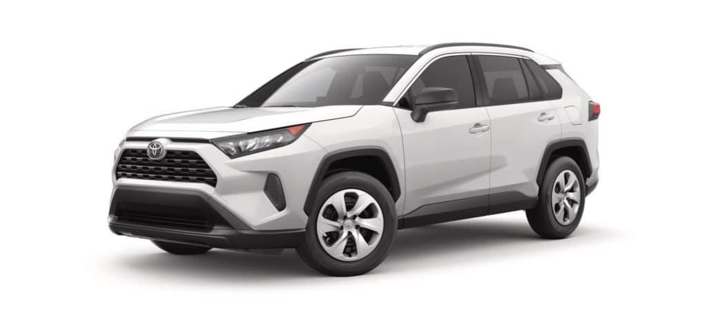 ALL NEW 2019 Toyota Rav4 LE