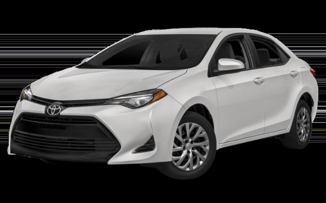 2020 Toyota Corolla L in white