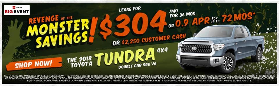 High Quality New 2018 Toyota Tundra York PA