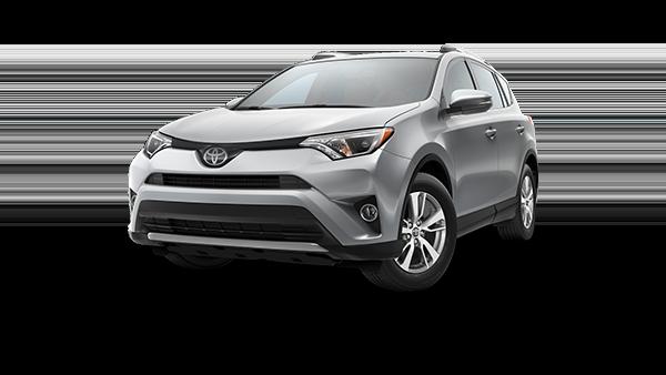 New 2018 Toyota RAV4 Hybrid XLE