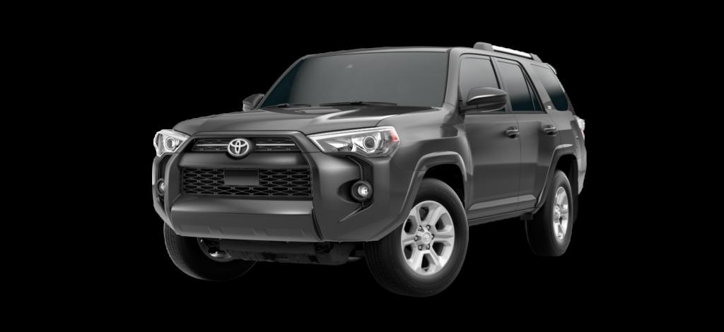 New 2020 Toyota 4Runner SR5