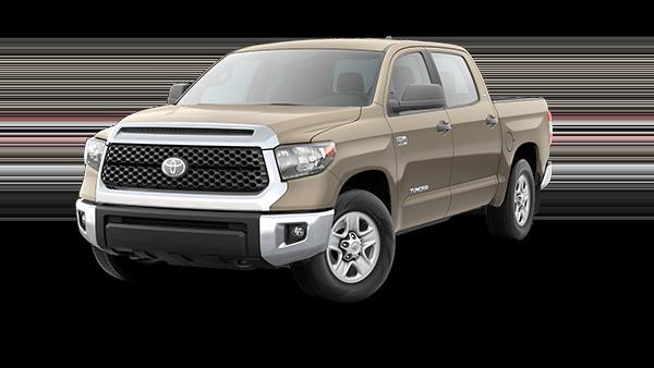 New 2020 Toyota Tundra SR5 CrewMax 4x4