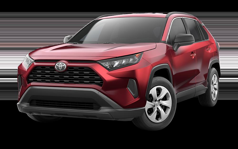 2020 Toyota RAV4 LE $24,402
