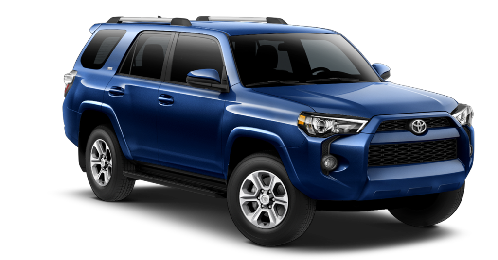 2019 Toyota 4Runner $1,500 Off MSRP