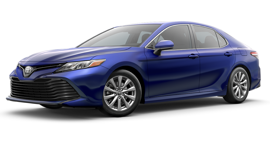 Up to $5,000 remaining 2019 Camry