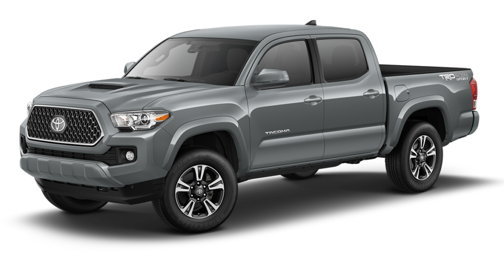 2020 Toyota Tacoma 4x4 Double Cab $2,500 Off MSRP
