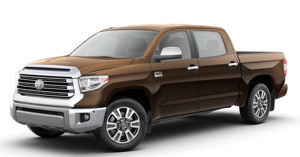 2019 Toyota Tundra Specials