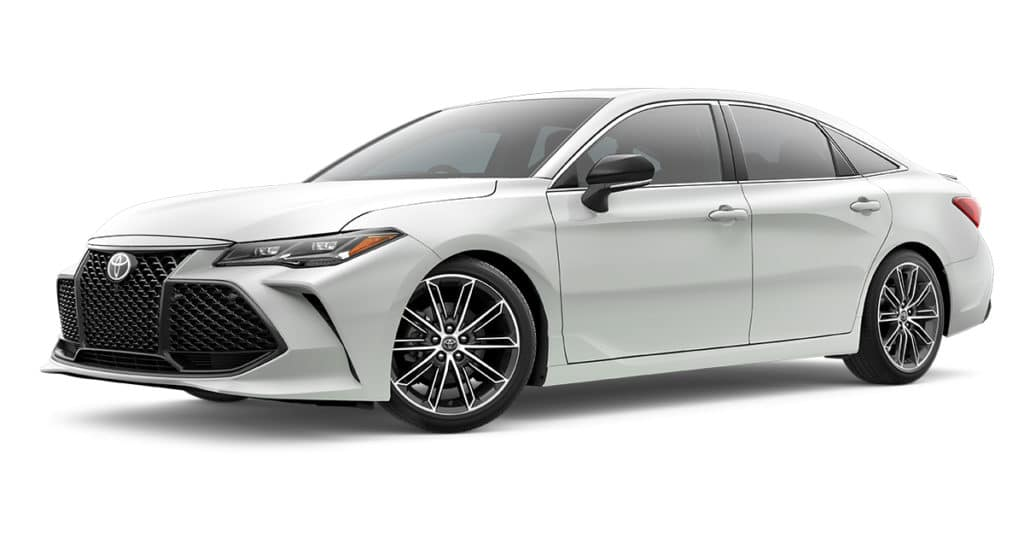 2019 Toyota Avalon $5,500 Off MSRP PLUS $2,000 Loyalty Cash