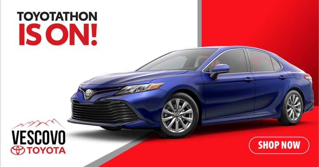2018 Camry LE Lease Special