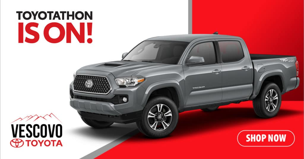 2018 Toyota Tacoma Discount Special