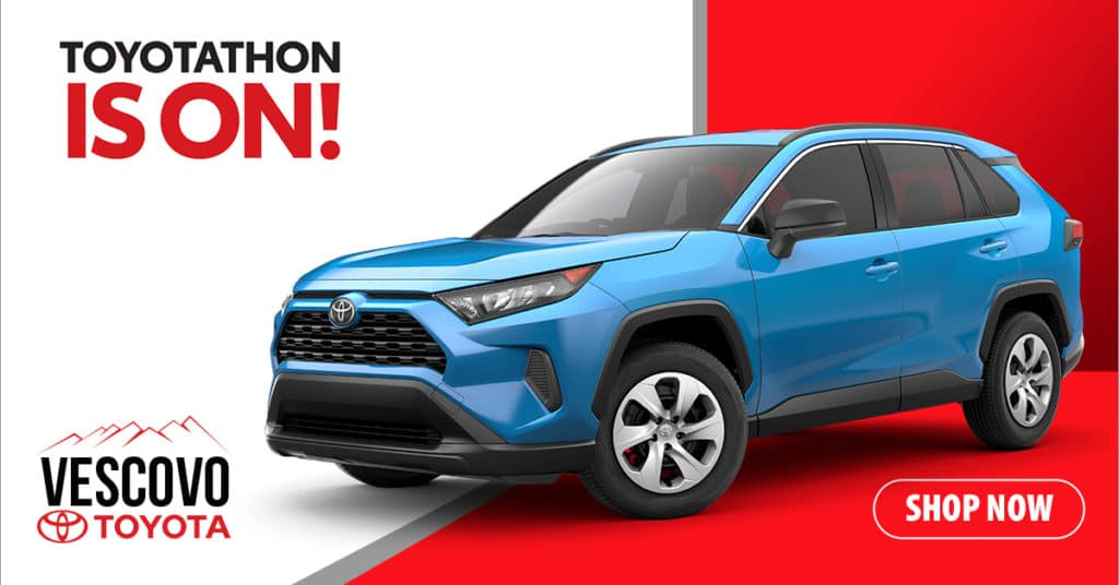 2018 Rav 4 LE Lease Special