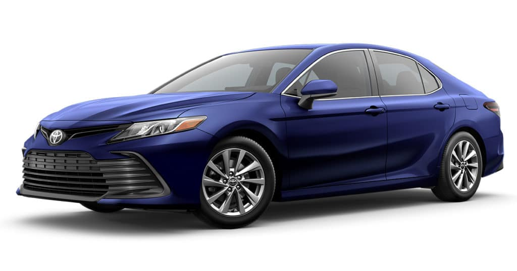 2021 Toyota Camry LE $23,632