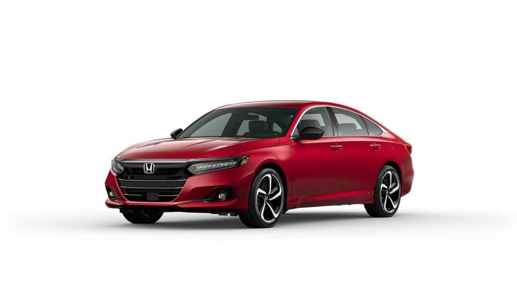 2020 Honda Accord Sedan 1.5 Sport CVT
