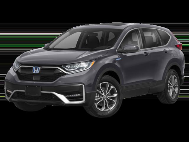 2021 Honda CR-V Hybrid EX AWD CVT