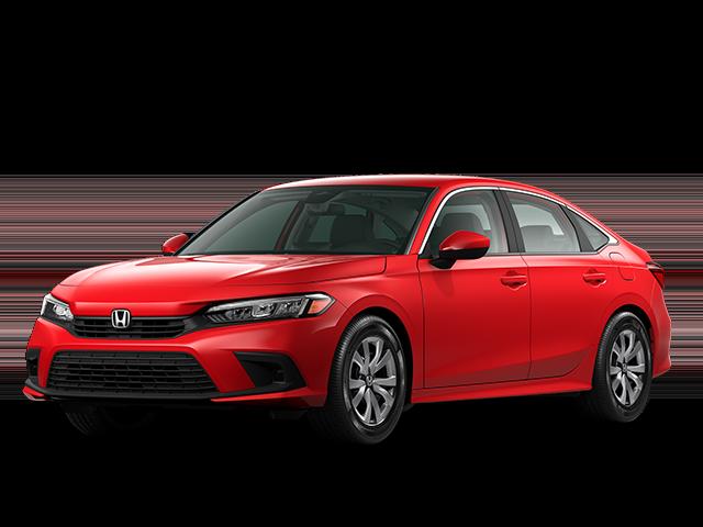 2022 <b>Honda Civic</b> <small>Sedan LX CVT</small>