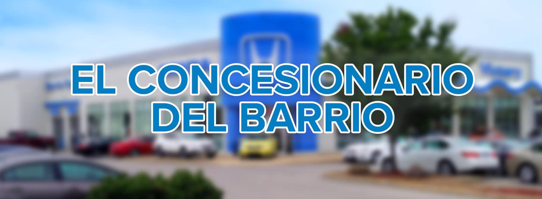 El Concesionario Del Barrio