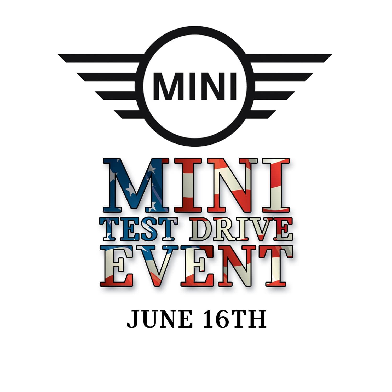 Experience MINI Test Drive Event