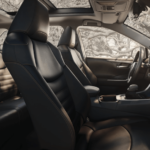 2020 Toyota RAV4 Interior seating cutaway banner