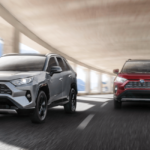 2021 Toyota RAV4 Configurations Banner Front View
