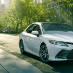 2021 Toyota Camry MPG Banner