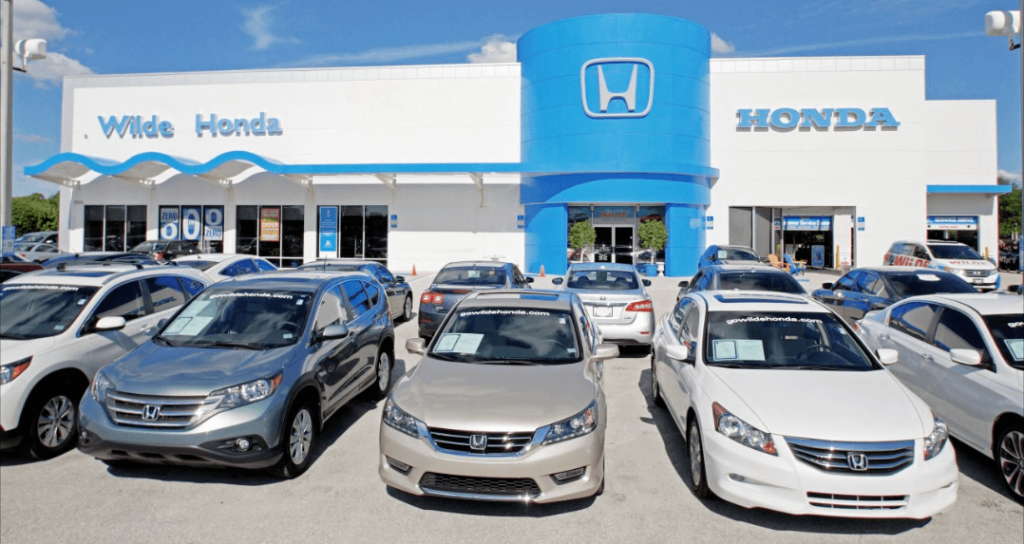 New and used car dealer venice wilde automotive family for Wilde honda sarasota fl