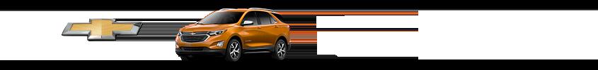 New Chevrolet Equinox Dealer near Plainfield, IN.