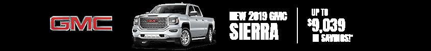 New GMC Sierra Truck Dealer near Plainfield, Indiana.
