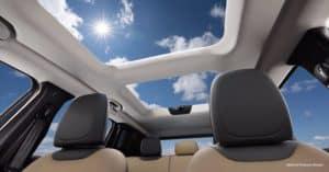 Jeep Renegade sun shine