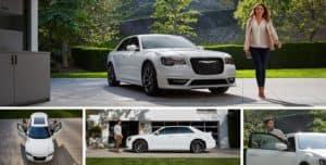 2018 Chrysler 300 montage